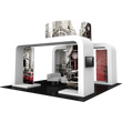 Load image into Gallery viewer, 20X20 Trade Show Exhibit - Island Booth Hybrid Pro 20