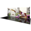 Load image into Gallery viewer, 20ft Modulate Series 05 Tradeshow Fabric Backwall