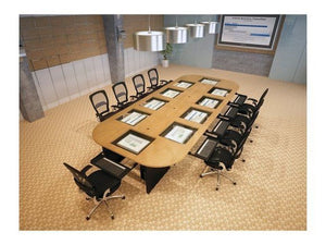 "Downview Rectangular Conference Table - 48"" W x 24"" D"