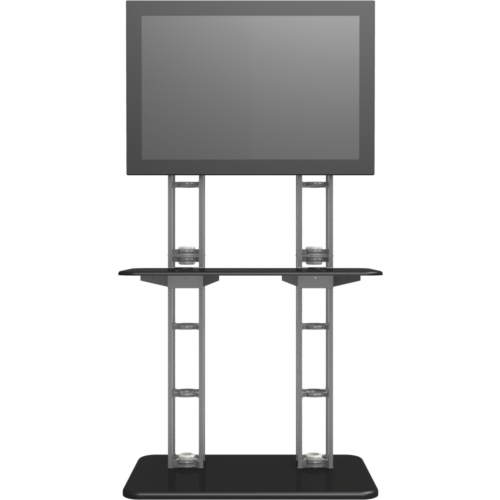Orbital Express Truss TV/Monitor Media Kiosk Kit 02