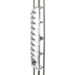 Orbital Express Truss Literature Rack