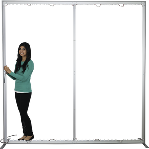 BACKLIT - 10ft Vector Frame Master Backwall 15