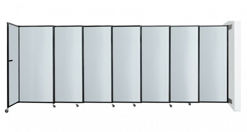 Wall-Mounted StraightWall Sliding Partition