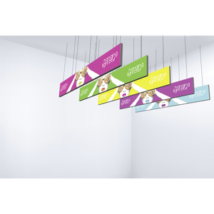 Vector Frame Hanging Light Box 30ft