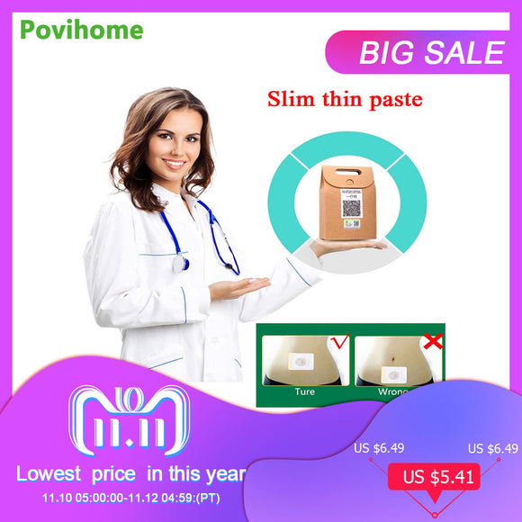 40pcs Fast Slim Patch Navel Magnetic Slimming Patch Weight Loss Slimming Pads Burning Fat Health Care C678