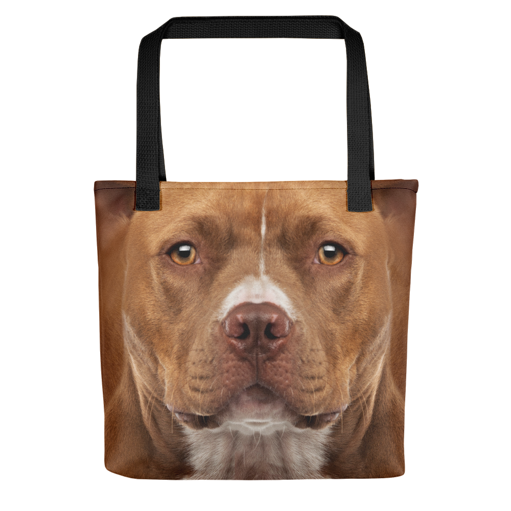 Default Title Staffordshire Bull Terrier Dog Tote Bag Totes by Design Express