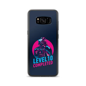 Samsung Galaxy S8 Darth Vader Level 10 Completed (Dark) Samsung Case Samsung Case by Design Express