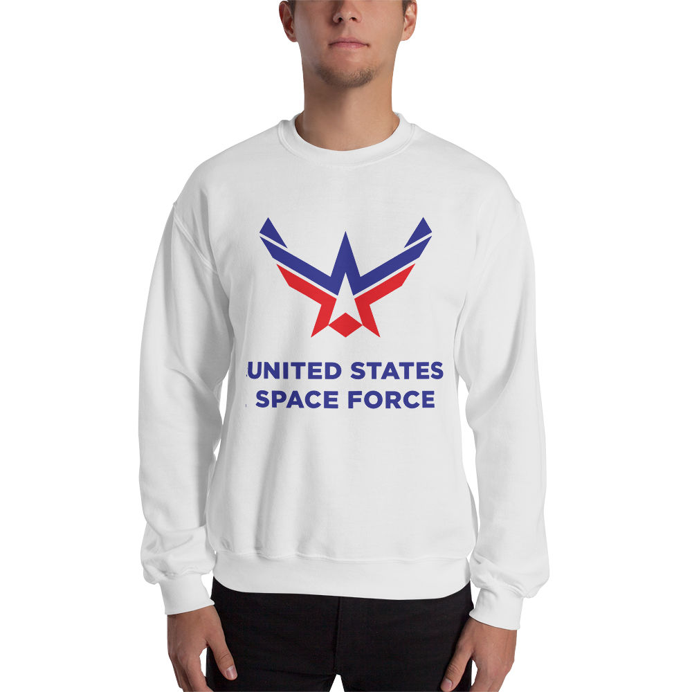 S United States Space Force Sweatshirt by Design Express