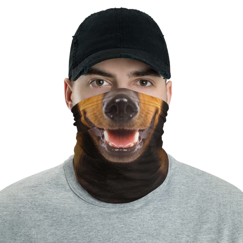 Default Title Dachshund Neck Gaiter Masks by Design Express
