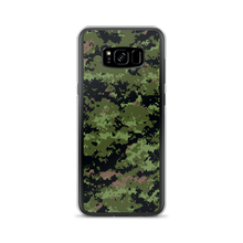 Samsung Galaxy S8+ Classic Digital Camouflage Print Samsung Case by Design Express