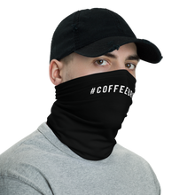 #COFFEEBREAK Hashtag Neck Gaiter Masks by Design Express