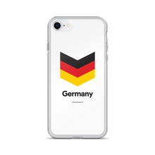 "iPhone 7/8 Germany ""Chevron"" iPhone Case iPhone Cases by Design Express"