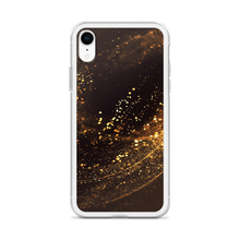 Gold Swirl iPhone Case by Design Express