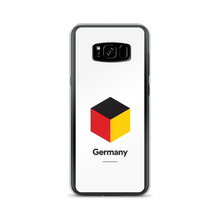 "Germany ""Cubist"" Samsung Case"