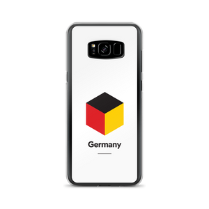 "Samsung Galaxy S8+ Germany ""Cubist"" Samsung Case Samsung Case by Design Express"