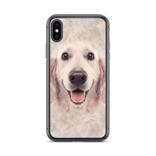iPhone X/XS Golden Retriever Dog iPhone Case by Design Express