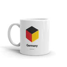 "Germany ""Cubist"" Mug Mugs by Design Express"