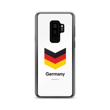 "Samsung Galaxy S9+ Germany ""Chevron"" Samsung Case Samsung Case by Design Express"