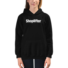 XS Shoplifter Unisex Kids Hoodie by Design Express