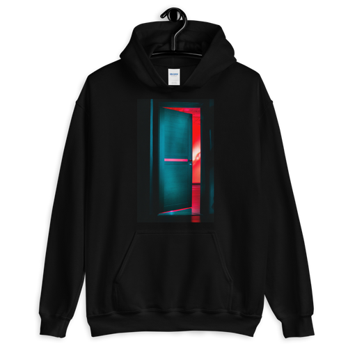 S Doorlight Unisex Hoodie by Design Express