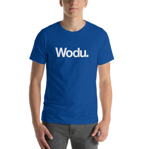 "True Royal / S Wodu Media ""Everything"" Unisex T-Shirt by Design Express"