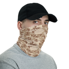 Desert Camo Neck Gaiter Masks by Design Express