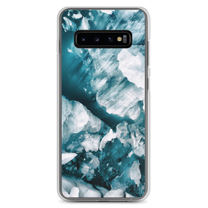 Samsung Galaxy S10+ Icebergs Samsung Case by Design Express