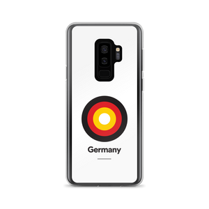 "Samsung Galaxy S9+ Germany ""Target"" Samsung Case Samsung Case by Design Express"