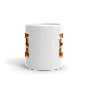 "Germany ""Mosaic"" Mug"