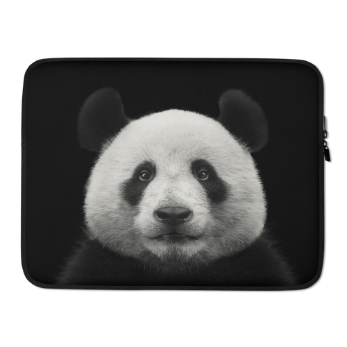 15 in Panda Laptop Sleeve by Design Express