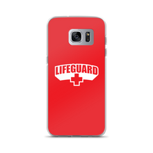 Samsung Galaxy S7 Edge Lifeguard Classic Red Samsung Case Samsung Case by Design Express