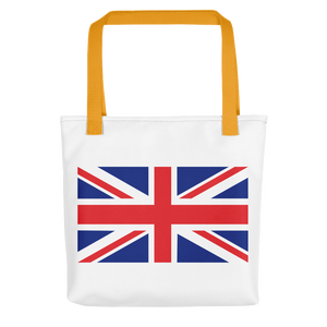 "United Kingdom Flag ""Solo"" Tote bag"