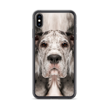 iPhone XS Max Great Dane Dog iPhone Case by Design Express