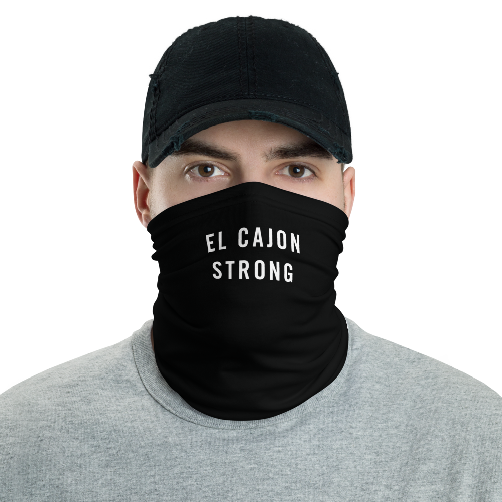 Default Title El Cajon Strong Neck Gaiter Masks by Design Express
