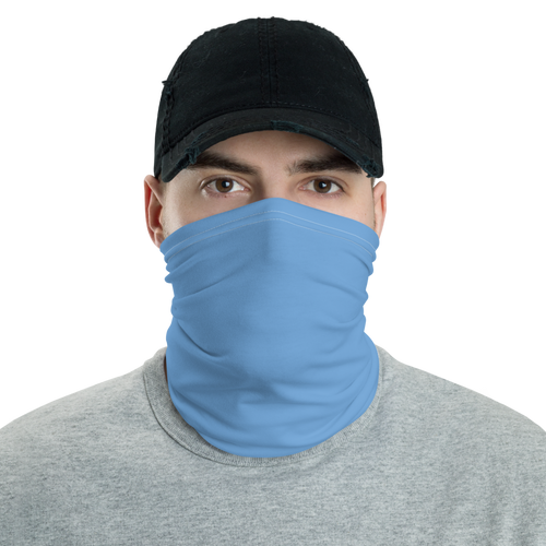 Default Title Blue Neck Gaiter Masks by Design Express