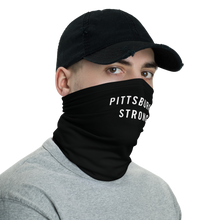 Pittsburgh Strong Neck Gaiter Masks by Design Express