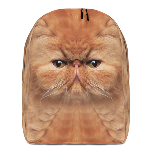 Default Title Persian Cat Minimalist Backpack by Design Express