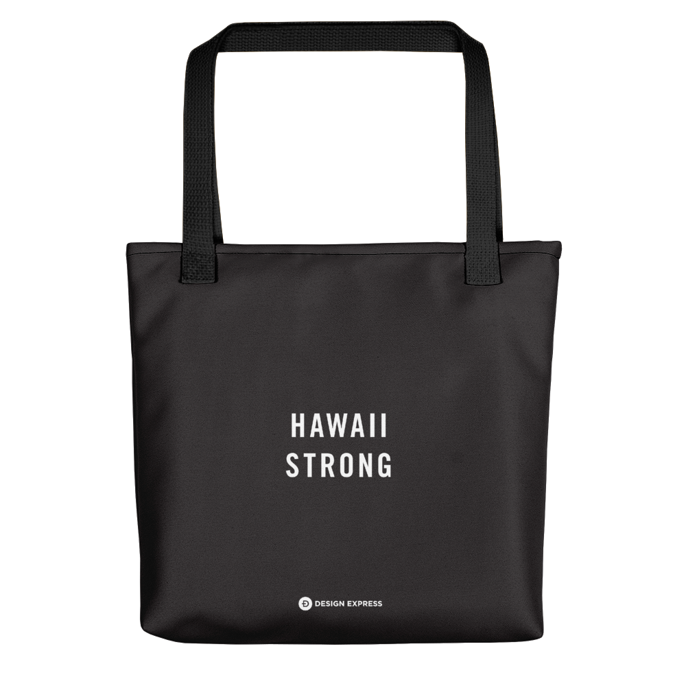 Default Title Hawaii Strong Tote bag by Design Express
