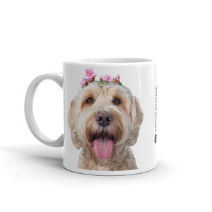 Labradoodle Dog Mug Mugs by Design Express