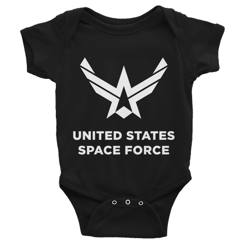 Black / 6M United States Space Force
