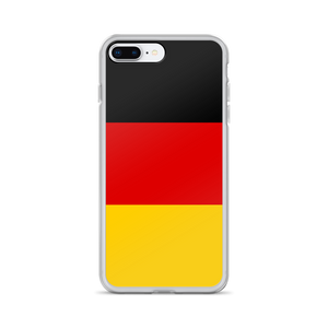 iPhone 7 Plus/8 Plus Germany Flag iPhone Case iPhone Cases by Design Express