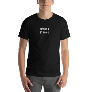 Oregon Strong Unisex T-Shirt T-Shirts by Design Express