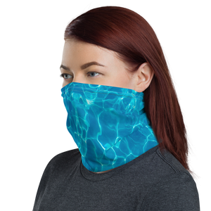 Swimming Pool Neck Gaiter Masks by Design Express