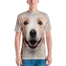 "XS Border Collie 03 ""All Over Animal"" Men's T-shirt All Over T-Shirts by Design Express"