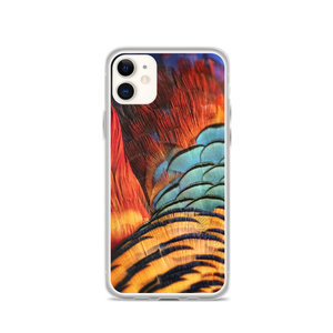 iPhone 11 Golden Pheasant iPhone Case by Design Express