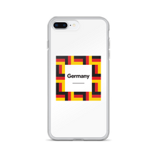 "Germany ""Mosaic"" iPhone Case"