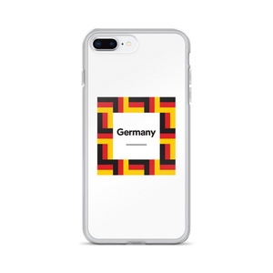 "iPhone 7 Plus/8 Plus Germany ""Mosaic"" iPhone Case iPhone Cases by Design Express"