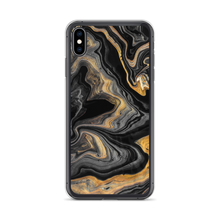 iPhone XS Max Black Marble iPhone Case by Design Express