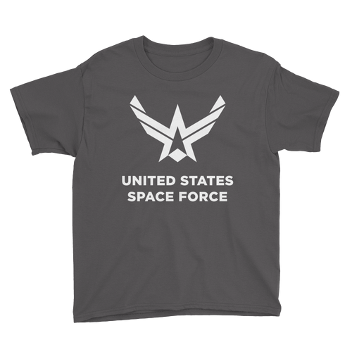 Charcoal / XS United States Space Force