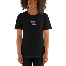 Ohio Strong Unisex T-Shirt T-Shirts by Design Express